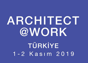 architect work turkey 2019