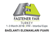 fastaner istanbul 2018
