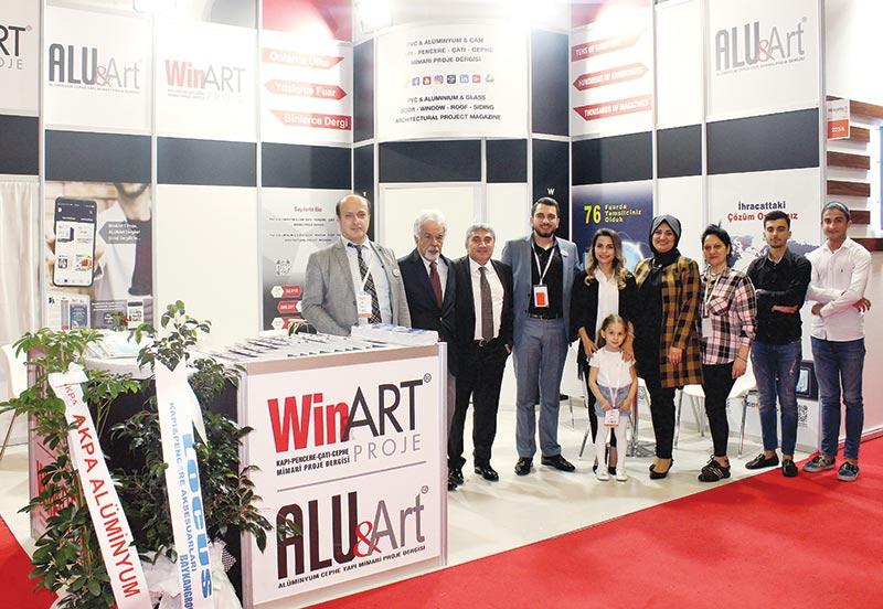 Win&ART - ALU&Art